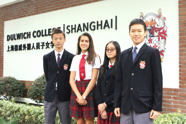Dulwich College Shanghai Students Win 'Top in World' and 'Top in